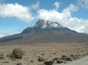 Climbing Kilimanjaro is an exotic and relatively easy hike in Tanzania