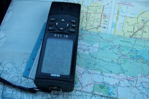 basics of gps units and maps