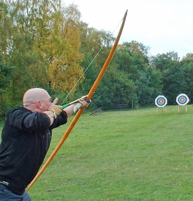 types of bows in archery