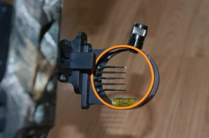 a pin bow sight