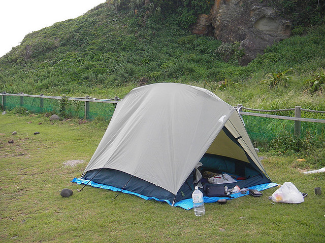 different types of tents for camping