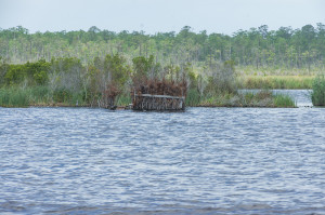 how to build a duck blind