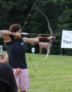 comparing compound and recurve bow