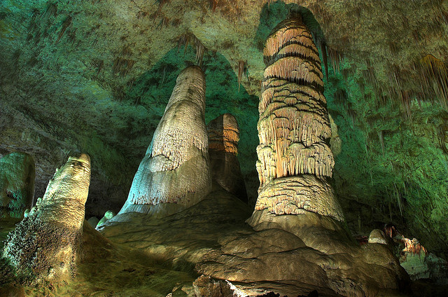 carlsbad caverns park for outdoor adventure