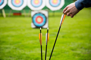 arrows and fletchings