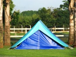 emergency shelters outdoors