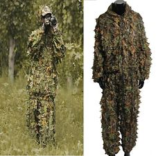 camouflage 3d breakup suit